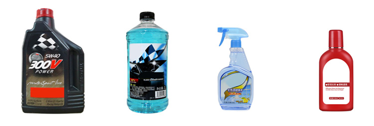 Fabrikazio planta automatikoa 5 litro olio lubrifikatzaile / engranaje olio betetzeko makina