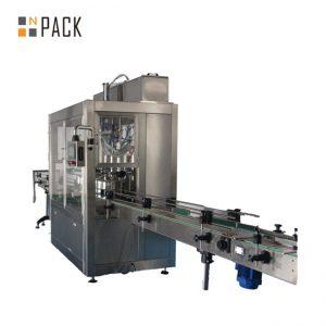 GMP CE ISO ziurtagiria azido humikoko ongarri likidoak betetzeko makina